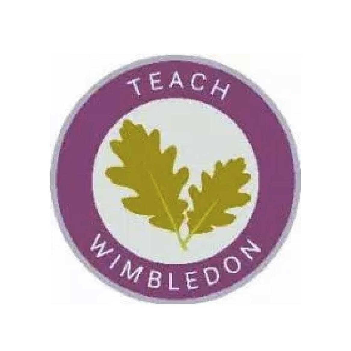 Teach Wimbledon link