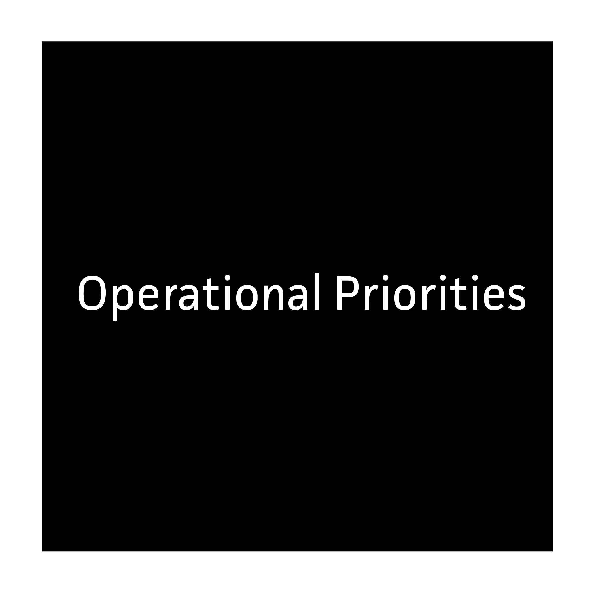 """Operational""="
