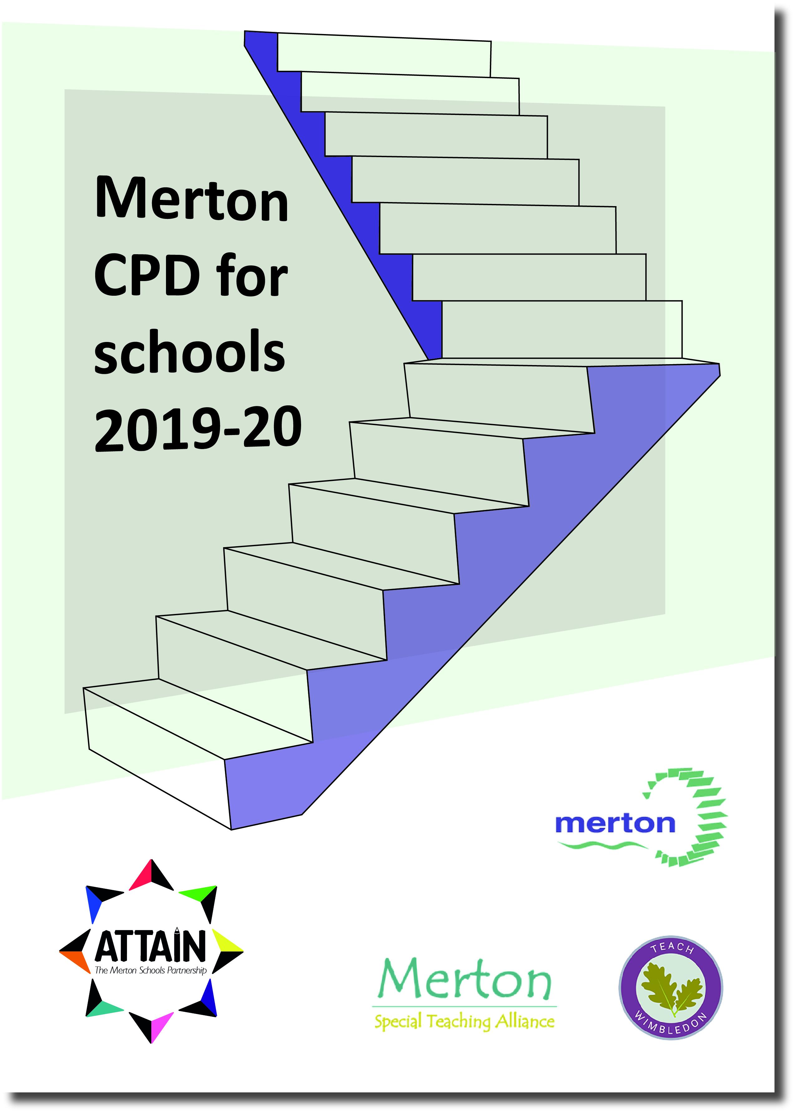 Merton CPD Brochure 2019-20